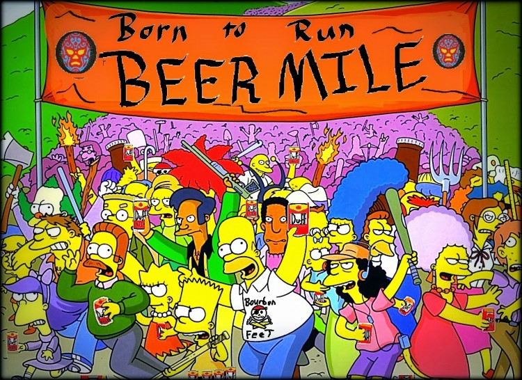 Born-to-run-Beer-Mile